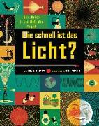Cover-Bild zu Wie schnell ist das Licht? von Stuart, Colin