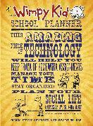 Cover-Bild zu The Wimpy Kid School Planner