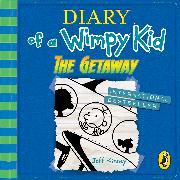 Cover-Bild zu Diary of a Wimpy Kid: The Getaway (book 12) von Kinney, Jeff