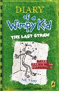 Cover-Bild zu Diary of a Wimpy Kid: The Last Straw (Book 3) von Kinney, Jeff