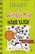 Cover-Bild zu Diary of a Wimpy Kid: Hard Luck book & CD von Kinney, Jeff