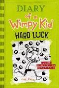 Cover-Bild zu Hard Luck (Diary of a Wimpy Kid #8) von Kinney, Jeff