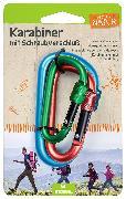Cover-Bild zu Expedition Natur Karabiner VE 8