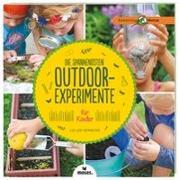 Cover-Bild zu Heinecke, Liz Lee: Die spannendsten Outdoor-Experimente für Kinder