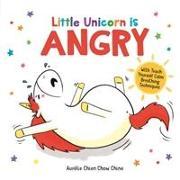Cover-Bild zu Chine, Aurelie Chien Chow: Little Unicorn is Angry