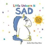 Cover-Bild zu Chine, Aurelie Chien Chow: Little Unicorn is Sad