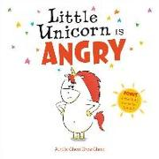 Cover-Bild zu Chien Chow Chine, Aurélie: Little Unicorn Is Angry