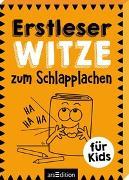 Cover-Bild zu Erstleser-Witze zum Schlapplachen von Löwenberg, Ute