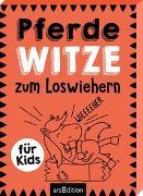 Cover-Bild zu Pferde-Witze zum Loswiehern von Löwenberg, Ute