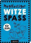 Cover-Bild zu Megalustiger Witzespaß von Löwenberg, Ute