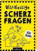 Cover-Bild zu Ultralustige Scherzfragen von Löwenberg, Ute