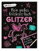 Cover-Bild zu Mein großes Kritzkratz-Buch Glitzer von Löwenberg, Ute (Übers.)