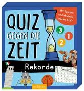 Cover-Bild zu Quiz gegen die Zeit - Rekorde von Löwenberg, Ute