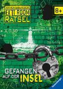 Cover-Bild zu Ravensburger Exit Room Rätsel: Gefangen auf der Insel von Löwenberg, Ute