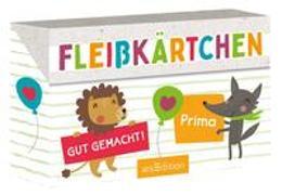 Cover-Bild zu Fleißkärtchen von Löwenberg, Ute