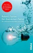 Cover-Bild zu Sutton, Robert I.: Der Querdenker-Faktor (eBook)