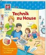 Cover-Bild zu WAS IST WAS Junior Band 32. Technik zu Hause von Stiefenhofer, Martin