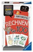 Cover-Bild zu Ravensburger 80660 - Lernen Lachen Selbermachen: Rechnen bis 100 - Kartenspiel ab 7 Jahren - Grundrechenarten üben für 1-5 Spieler, Lernspiel mit verschiedenen Spielmöglichkeiten von Diehl, Hannah