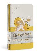 Cover-Bild zu Harry Potter: Hufflepuff Constellation Sewn Pocket Notebook Collection von Insight Editions