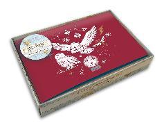 Cover-Bild zu Harry Potter: Christmas Note Card Set von Insight Editions