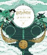 Cover-Bild zu Harry Potter: Magical Film Projections: Quidditch von Insight Editions