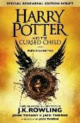 Cover-Bild zu Harry Potter and the Cursed Child - Parts One and Two (Special Rehearsal Edition) von Rowling, J.K.