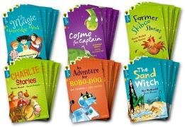 Cover-Bild zu McAllister, Margaret: Oxford Reading Tree All Stars: Oxford Level 9: Pack 1 (Class pack of 36)