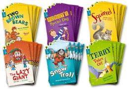 Cover-Bild zu Gates, Susan: Oxford Reading Tree All Stars: Oxford Level 9: Pack 1a (Class pack of 36)