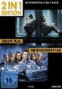Cover-Bild zu Chapman, Miles: Escape Plan & Ein riskanter Plan