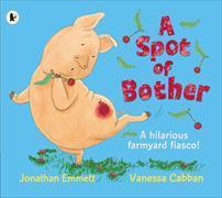 Cover-Bild zu Emmett, Jonathan: Spot of Bother