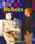 Cover-Bild zu Emmett, Jonathan: Robots