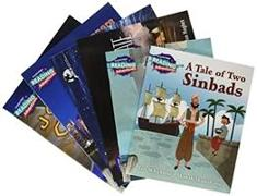 Cover-Bild zu Bodman, Sue: Cambridge Reading Adventures Explorers Strand Pack