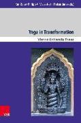 Cover-Bild zu Yoga in Transformation von Baier, Karl (Hrsg.)