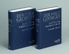 Cover-Bild zu DER NEUE GEORGES Ausführliches Handwörterbuch Lateinisch - Deutsch von Georges, Karl Ernst