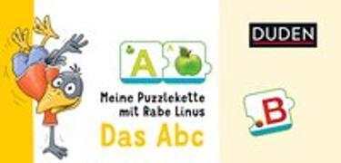Cover-Bild zu Raab, Dorothee: Meine Puzzlekette mit Rabe Linus - Das Abc