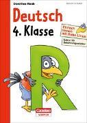 Cover-Bild zu Raab, Dorothee: Einfach lernen mit Rabe Linus - Deutsch 4. Klasse