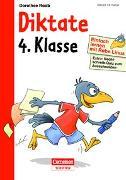 Cover-Bild zu Raab, Dorothee: Einfach lernen mit Rabe Linus - Diktate 4. Klasse