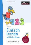 Cover-Bild zu Raab, Dorothee: Einfach lernen mit Rabe Linus - Mathematik 1. Klasse