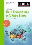 Cover-Bild zu Raab, Dorothee: Mein Ferienblock mit Rabe Linus - Fit für die 4. Klasse
