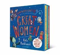 Cover-Bild zu Fantastically Great Women Boxed Set von Pankhurst, Kate