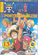 Cover-Bild zu One Piece Postermagazin 01