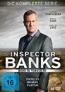 Cover-Bild zu Inspector Banks - Die komplette Serie (Schausp.): Inspector Banks - Die komplette Serie