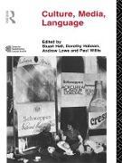 Cover-Bild zu Hall, Stuart (Hrsg.): Culture, Media, Language (eBook)