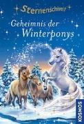Cover-Bild zu Sternenschweif, 55, Geheimnis der Winterponys von Chapman, Linda