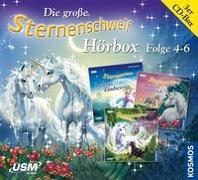 Cover-Bild zu Die große Sternenschweif Hörbox Folgen 4-6 (3 Audio CDs) von Chapman, Linda