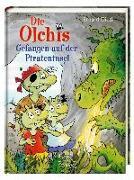 Cover-Bild zu Dietl, Erhard: Die Olchis Gefangen auf der Pirateninsel