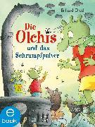 Cover-Bild zu Dietl, Erhard: Die Olchis und das Schrumpfpulver (eBook)