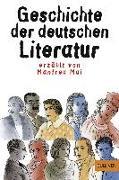 Cover-Bild zu Geschichte der deutschen Literatur von Mai, Manfred