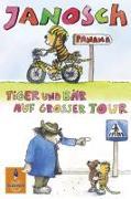 Cover-Bild zu Tiger und Bär auf großer Tour von Janosch