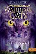 Cover-Bild zu Warrior Cats Staffel 2/01. Die neue Prophezeiung. Mitternacht von Hunter, Erin